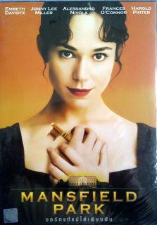 Park Jane Austen Johnny Lee Miller Harold Pinter Romance R0 DVD
