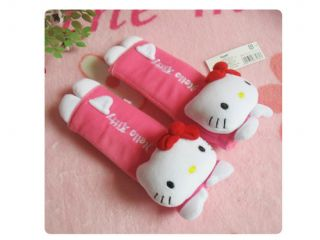 Hello Kitty Multi Use Seat Belt Cover Car Use Baby Cart Use