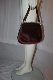 Harrods of London Antique 1950s Vtg Hand Bag
