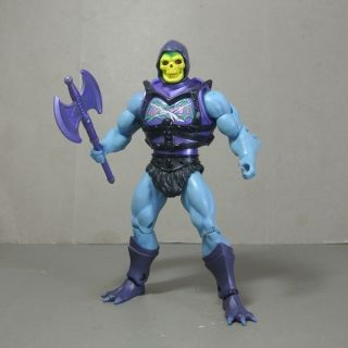 He Man MOTUC Classics Battle Armor Skeletor Action Figure