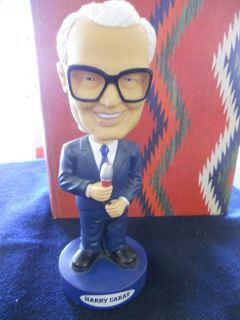 HARRY CARAY Chicago Cubs Announcer BOSLEY BOBBERS 2003 Bobblehead