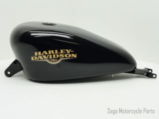 Harley Davidson Sportster 883 Original Gas Tank Fuel Tank