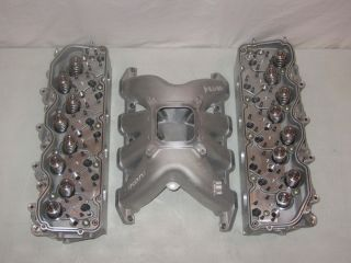 HENDRICKS GM R07 HEADS hot street rat rod drag race car nascar sb2 2