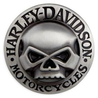Harley Davidson Skull Gürtelschnalle Gürtel Schnalle Cut Out Buckle