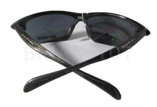 Auth Harley Davidson Sunglasses HDS486 Gun Pouch