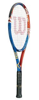 Wilson BLX Tour 95 Justine Henin Tennis Racquet 4 1 4