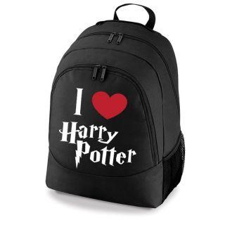 Love Harry Potter Bag New Girls School Backpack