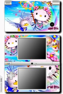 Hello Kitty Cat Vinyl Skin Sticker for Nintendo DSi 1