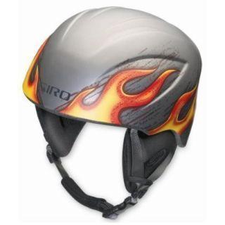 kids Ski snowboard Helmet Giro Ricochet Flame XS S NEW