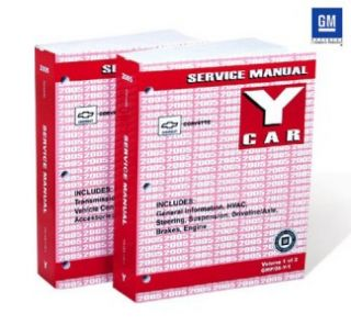 Any GM Model Year Helms Factory Service Repair Manual