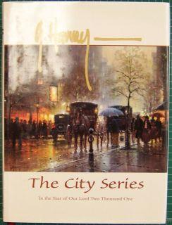 Harvey s N Hardcover Art Book The City Series
