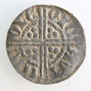 HENRY III 1216 1272 A.D. ENGLAND SILVER PENNY. LONG CROSS 1247 72 O