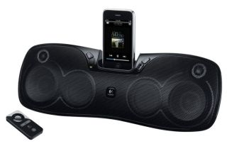 Logitech S715i Portable 30 Pin iPod/iPhone Speaker Dock