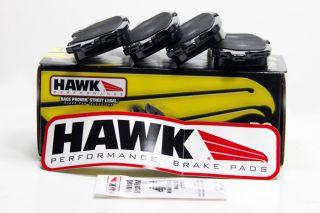Hawk PC Performance Ceramic Brake Pads Front