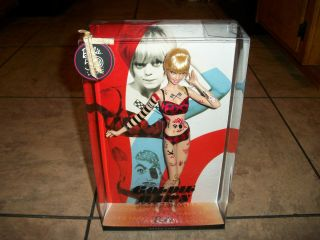 Goldie Hawn Blonde Ambition Collector Barbie Doll New Black Label