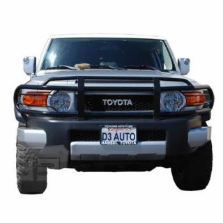 Black Grill Guard Brush Guard Factory Grille Protector New