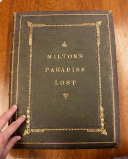 Miltons Paradise Lost LG Book Ill by Dore Cassell C1878