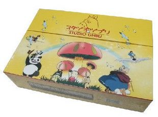 Hayao Miyazaki Studio Ghibli Ultimate Collection 32 DVDs DVD 9 Box Set