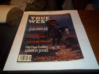 True West Aug 1994 Bandit Kings Jailbreak Lost on the Columbia