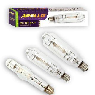1000W Watt Metal Halide MH Grow Light Bulb Indoor Growing Light