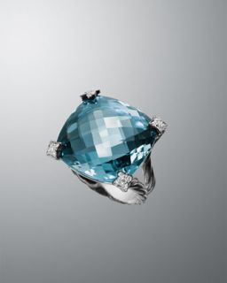 Ebay David Yurman Sapphire Ring