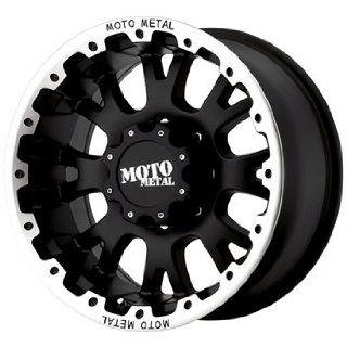 Moto Metal MO956 20x10 Black Wheel / Rim 8x170 with a