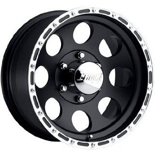 American Eagle 185 15 Black Wheel / Rim 6x5.5 with a  46mm Offset and