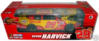 NASCAR Kevin Harvick 29 Diecast Car 1 24 Winners Circle