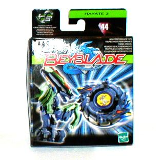 Beyblade Toy Hayate 2 Dragon Hasbro 44 Figure