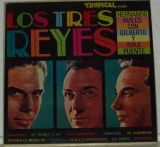 Los Tres Reyes Hernando Gil Gilberto Raul Puente LP