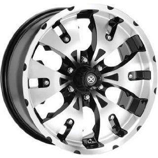 American Racing ATX Mace 18x8.5 Diamond Cut Wheel / Rim 6x5.5 with a