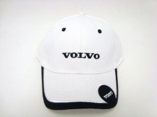 Volvo White NS Sport Hat Cap New Ball Hats Look