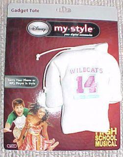 Disney High School Musical Gadget Tote My Style Wildcats Sweatshirt