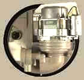 Whirlpool Part Number W10237169 SUMP & MOTOR ASSEMBLY