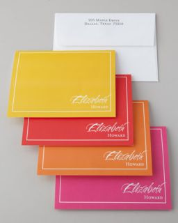 H6MJA 16 Flashy Folded Notes & Envelopes