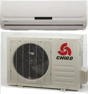 Chigo DAC 13H Heat Pump Mini Split System 24K BTU 13SR