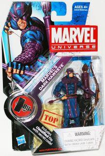 Dark Hawkeye Avenger Marvel Universe aka Bullseye Unopened Package SR