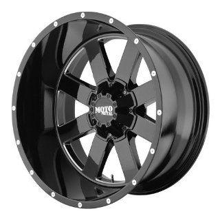 Moto Metal MO962 22x14 Black Wheel / Rim 5x5 & 5x5.5 with a  76mm