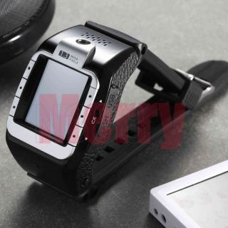 Mobile Cell Phone DVR Hidden Camera  Wrist Quad 4 Band N388