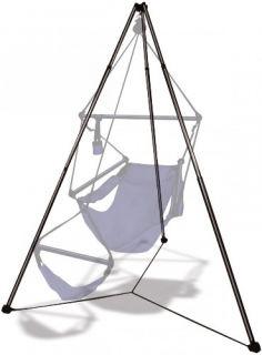Hammaka Aluminum Tripod Hanging Chair Stand Adjustable Telescoping