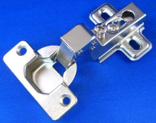 Lot of 25 Euro Concealed Cabinet Inset Hinges 35mm 110°
