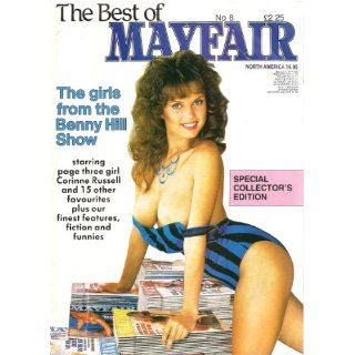 of Mayfair Magazine Special Issue Number 8: MAYFAIR: Books