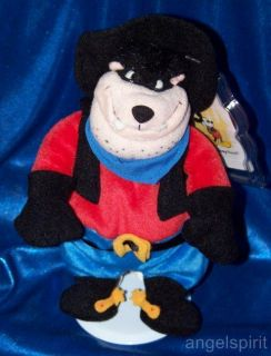 Cowboy Pete 8 Plush Beanie Disney Junior Mickey Mouse Clubhouse Doll
