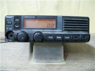 Kenwood TK 790H VHF High Power Mobile Radio Transceiver