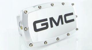 GMC Billet Tow Hitch Plug Cover Denali Envoy Yukon