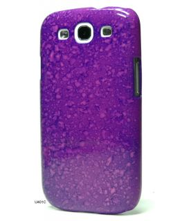 New Marble Pattern Hard Skin Cover Case for Samsung Galaxy SIII S3