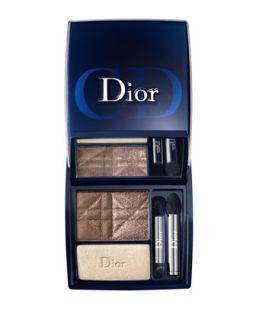 C0XAY Dior Beauty Three Color Smoky Eye Shadow
