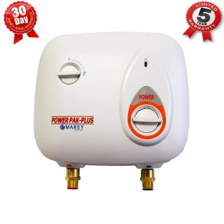 Power Pak Plus Electric Tankless Hot Water Heater 110 Volt or 220 Volt