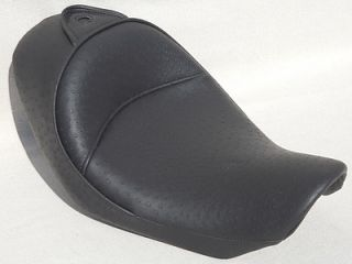 Harley Davidson FXD/ FXDWG   Corbin Classic Solo Seat with New Ostrich