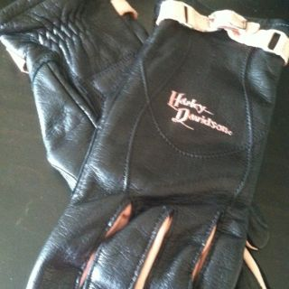 Harley Davidson Leather Gloves